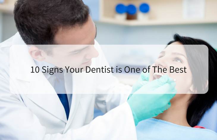 How to Know Your Dentist is the Best one