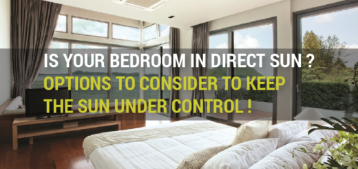 IS YOUR BEDROOM IN DIRECT SUN