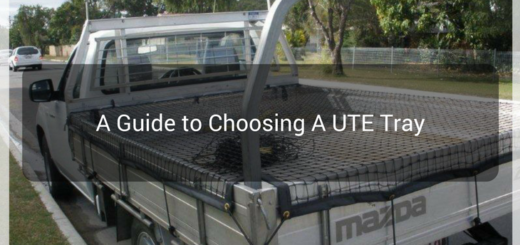 A Guide to Choosing A UTE Tray
