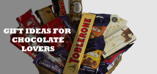 Gift ideas for chocolate lovers