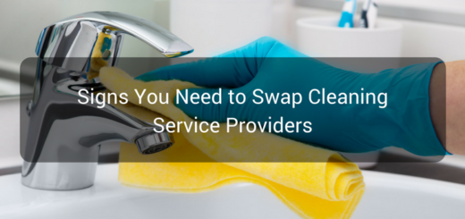 Signs you need to swap cleaning service providers