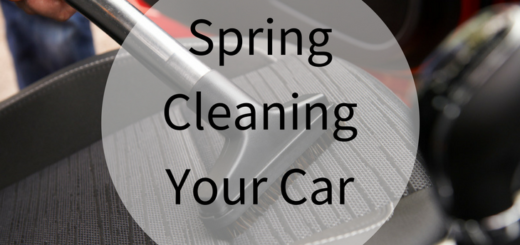 Spring Cleaning Your Car Care