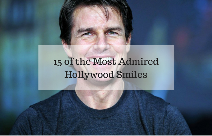 15 of the Most Admired Hollywood Smiles