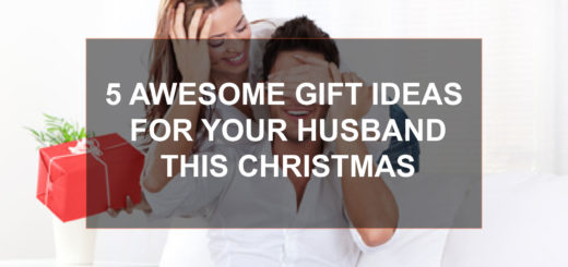 5 Awesome gift ideas for your husband in this Christmas