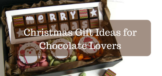 Christmas Gift Ideas for Chocolate Lovers