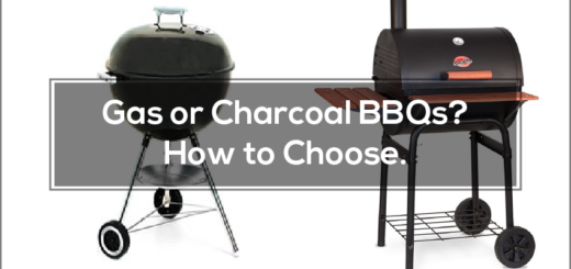 Gas or Charcoal BBQs How to choose
