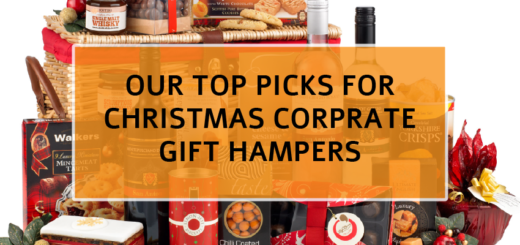 OUR TOP PICKS FOR CHRISTMAS CORPORATE GIFT HAMPERs