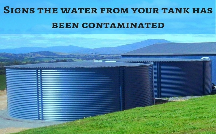 Water From Your Tank