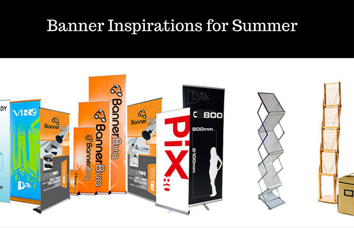 Banner Inspirations for Summer