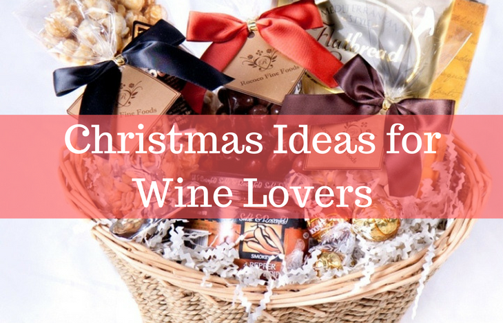 Christmas Ideas for Wine Lovers