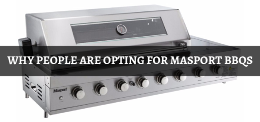 WHY PEOPLE ARE OPTING FOR MASPORT BBQS