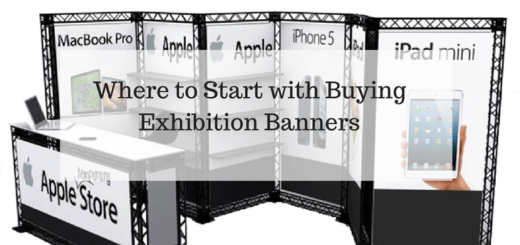 Where to Start with Buying Exhibition Banners