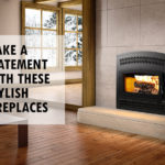 Make a Statement With These Stylish Fireplaces