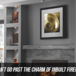 You Can't Go Past The Charm Of Inbuilt Fireplaces