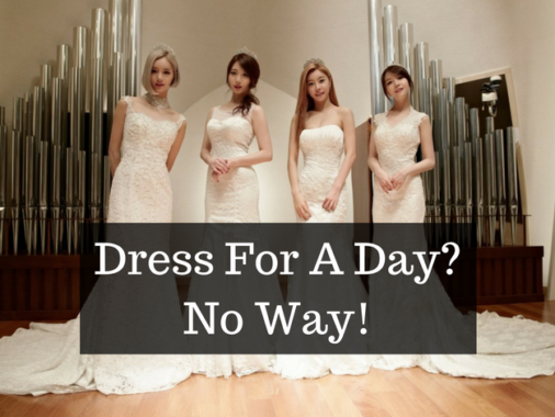 Dress For A Day_ No Way!