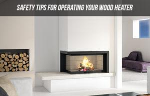 wood heater
