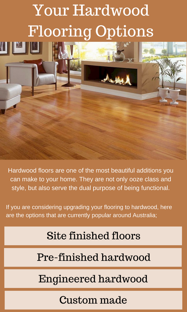 Your Hardwood Timber Flooring Options