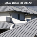 Metal Versus Tile Roofing