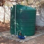 Why it's better to get help when you install a water tank