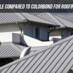 Tile Compared To Colorbond For Roofing