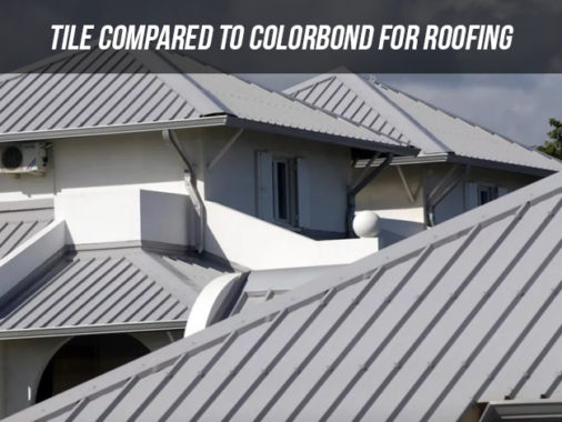 Colorbond Roofing