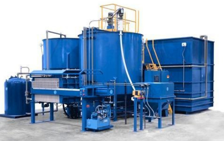 Wastewater filter media