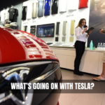 What's Going on with Tesla?