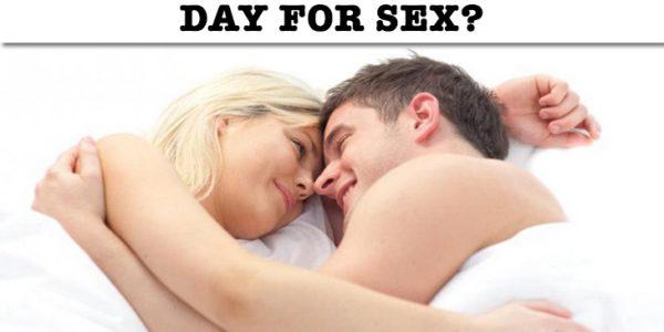 maintain a healthy sex life