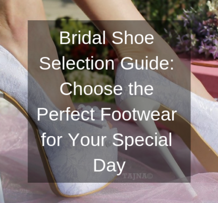 Bridal Shoe Selection Guide_ Choose the Perfect Footwear for Your Special Day
