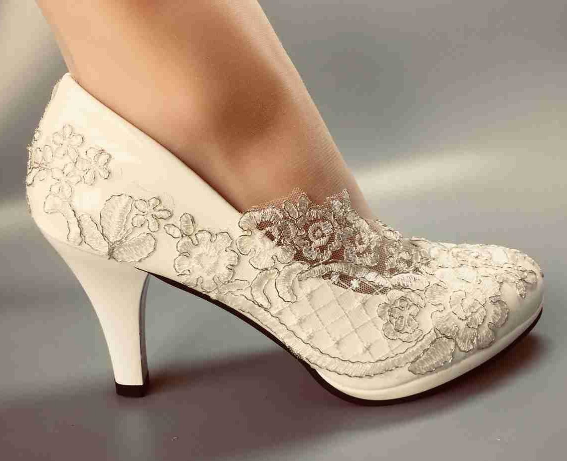 Customize Your Wedding Shoe
