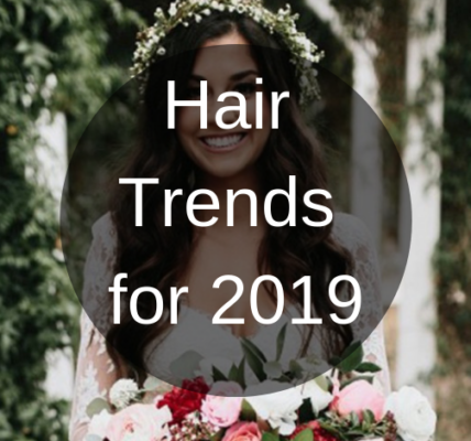 Hair Trends for 2019