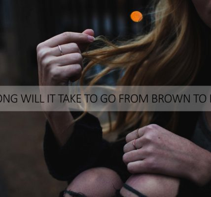 How_long_will_it_take_to_go_from_brown_to_blonde