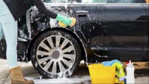 car wash or car detail