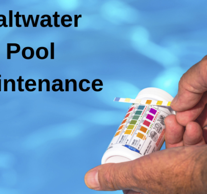 Saltwater Pool Maintenance