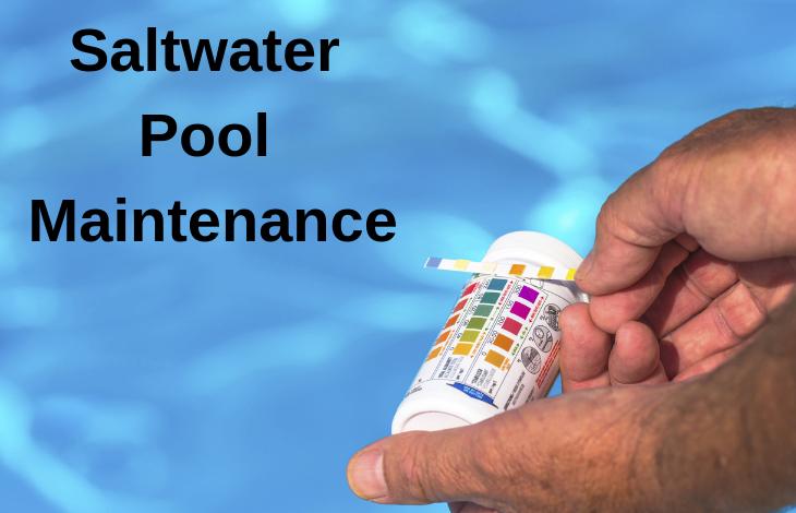Saltwater Pool Maintenance