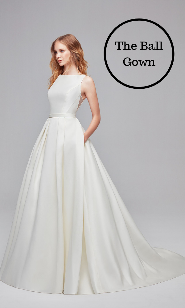 The Ball Gown Wedding Dresses