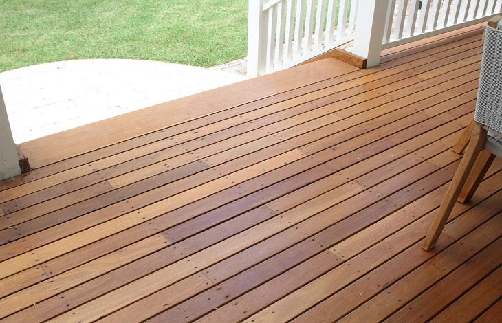timber decking Sydney