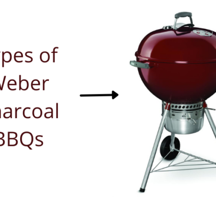 Three Types of Weber Charcoal BBQs